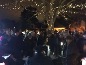 Carols on the Green @ Saltwood