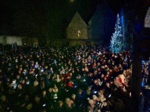 Carols in the Courtyard @ Lympne Castle