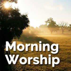 All Age Morning Worship @ Saltwood Church